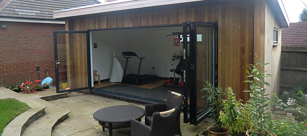 Making room in your home for a dedicated exercise space for Garden gym room uk